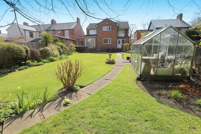 Detached house for sale in Moor End Terrace, Durham