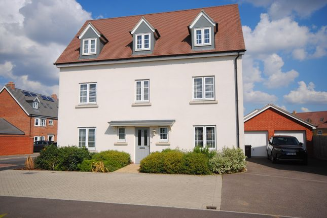 5 bed detached house for sale in Emberson Croft, Chelmsford
