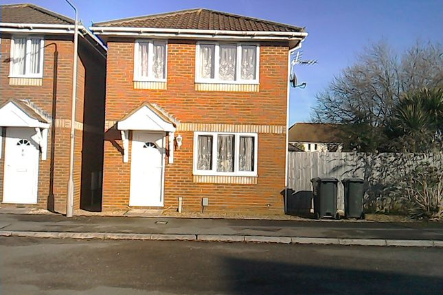 Thumbnail Detached house to rent in Widget Close, Bournemouth