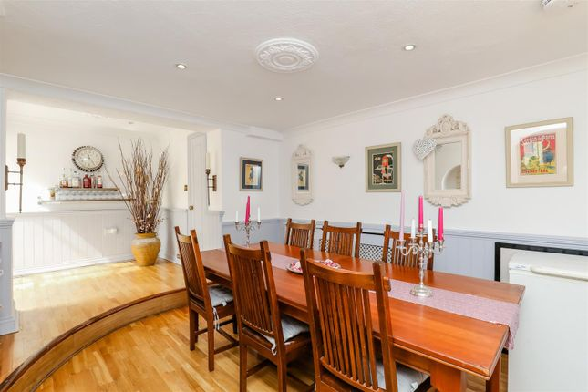 Dining Room of Coombes Road, Lancing BN15