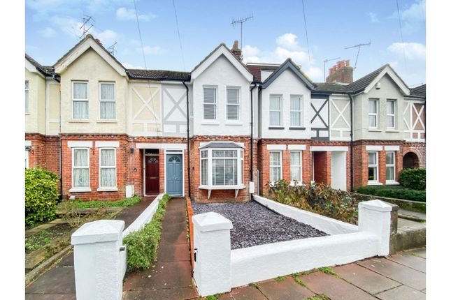 2 bed terraced house for sale in The Drive, Worthing BN11