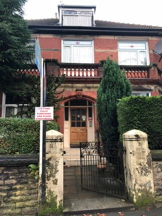 Thumbnail Flat to rent in Middleton Road, Manchester
