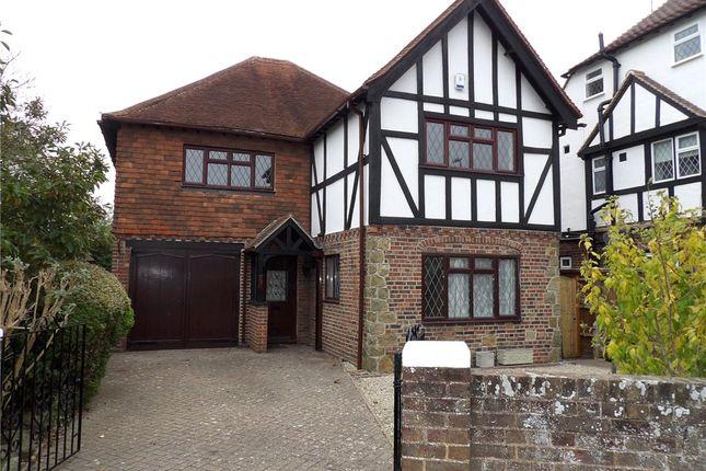 Thumbnail Detached house for sale in St. Winefrides Road, Littlehampton, West Sussex