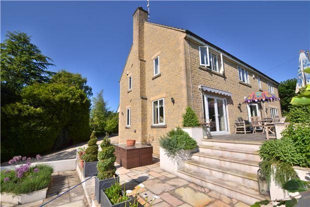 Thumbnail Detached house for sale in Cranham, Gloucester