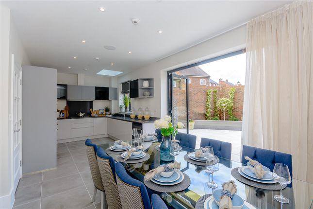 Thumbnail Terraced house for sale in Riverpark Villas, Marlow, Buckinghamshire