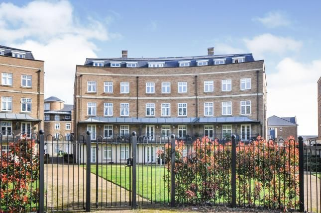 Front View of Evelyn Court, 4 Jefferson Place, Bromley, Kent BR2