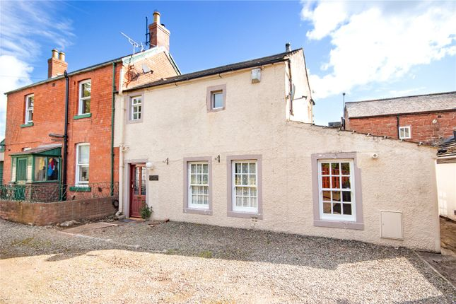 Thumbnail End terrace house for sale in Mulcaster Cottage, Great Corby, Carlisle, Cumbria