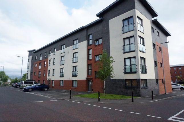 Thumbnail Flat for sale in 1 Cardon Square, Renfrew