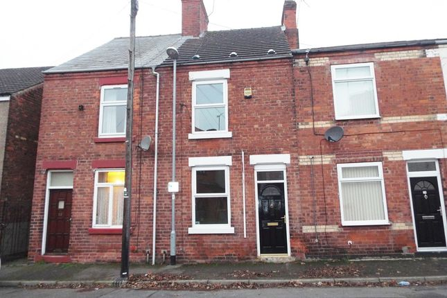 Thumbnail Terraced house to rent in Creswell Street, Worksop, Nottingham
