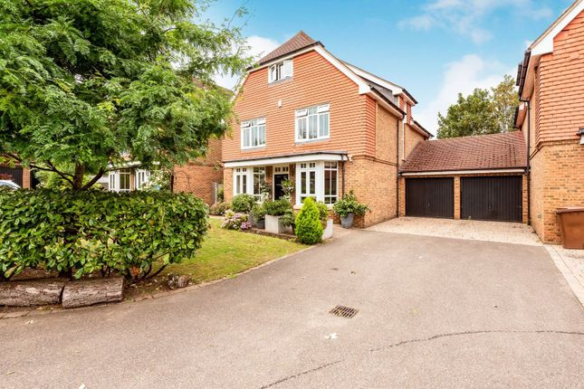 Thumbnail Detached house for sale in Mintwater Close, East Ewell / Epsom