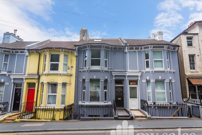Thumbnail Maisonette for sale in Upper Lewes Road, Brighton, East Sussex.
