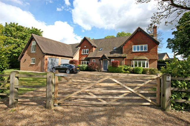Thumbnail Detached house for sale in Wishanger Lane, Churt, Farnham, Surrey