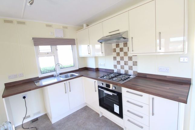 Thumbnail Property to rent in Westbourne Mobile Home Park, Nursery Road, Luton