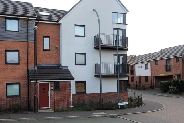 Thumbnail Flat for sale in 2 Glenham Way, Chadderton
