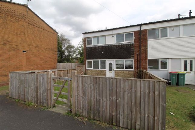 3 bed end terrace house to rent in Margate Road, Ingol, Preston PR2