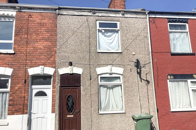 Thumbnail 3 bed terraced house for sale in Castle Street, Grimsby