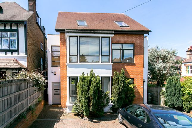 Thumbnail Flat to rent in Steep Hill, London