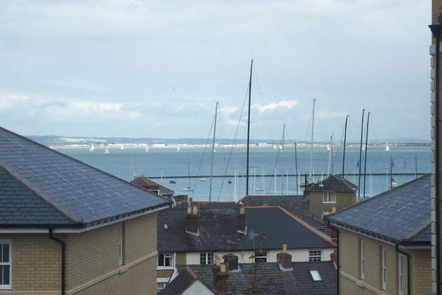 Thumbnail Flat to rent in Medina Gardens, Denmark Road, Cowes