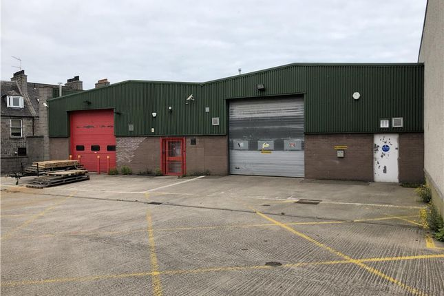 Thumbnail Light industrial to let in Units 3 & 4, Novar Place, Aberdeen