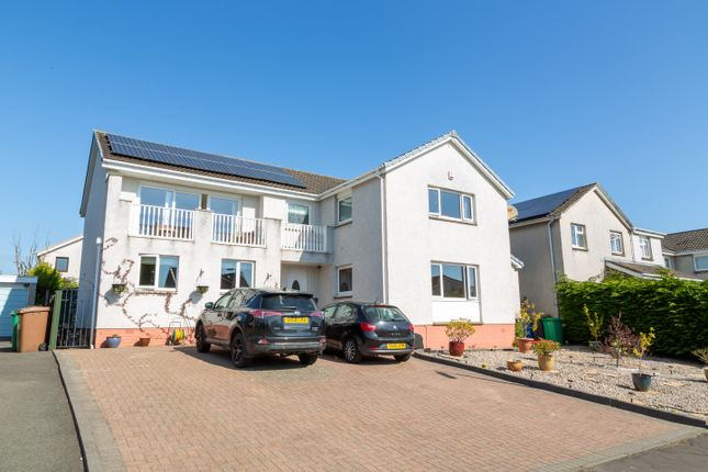 Thumbnail Detached house for sale in Longhill Gardens, Dalgety Bay