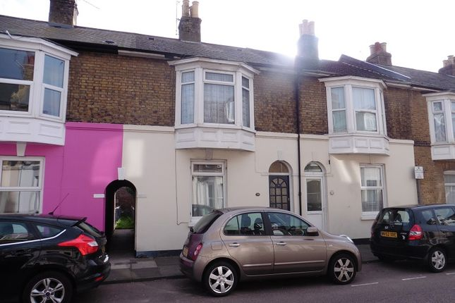 Thumbnail Terraced house to rent in Gilford Road, Deal