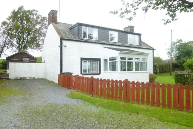 Thumbnail Detached house for sale in Throughgate, Dunscore, Dumfries