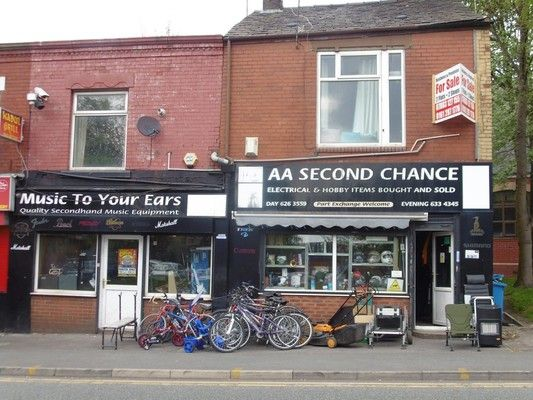 Thumbnail Retail premises for sale in Middleton Road, Oldham