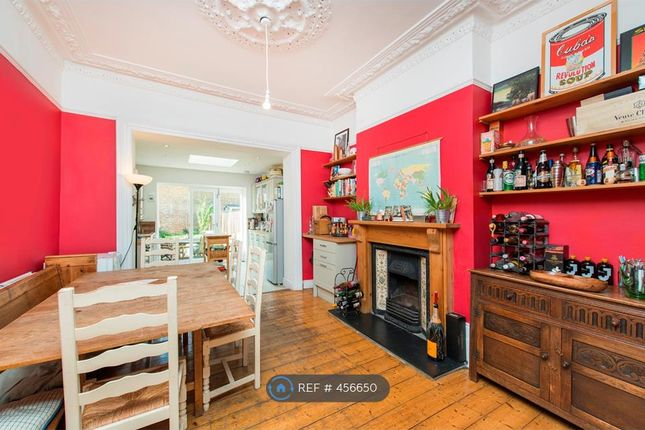 Thumbnail Terraced house to rent in Oakfield Road, London