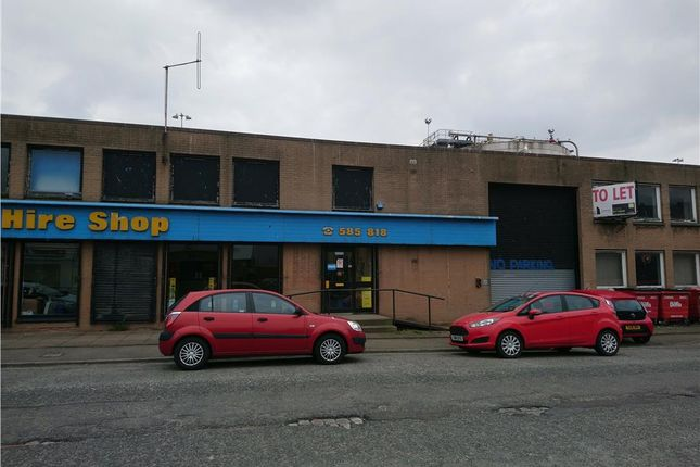 Thumbnail Light industrial to let in Units 2 & 3, Commerce Street, Aberdeen