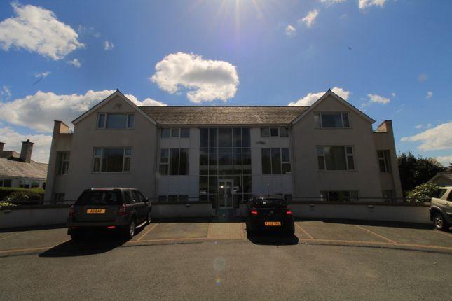 Thumbnail Flat for sale in Caernarfon Road, Pwllheli