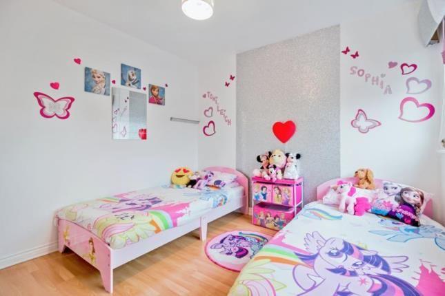 Bedroom of Elder Crescent, Cambuslang, Glasgow, South Lanarkshire G72