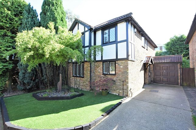 Thumbnail 4 bed detached house for sale in Osgood Avenue, Orpington, Kent