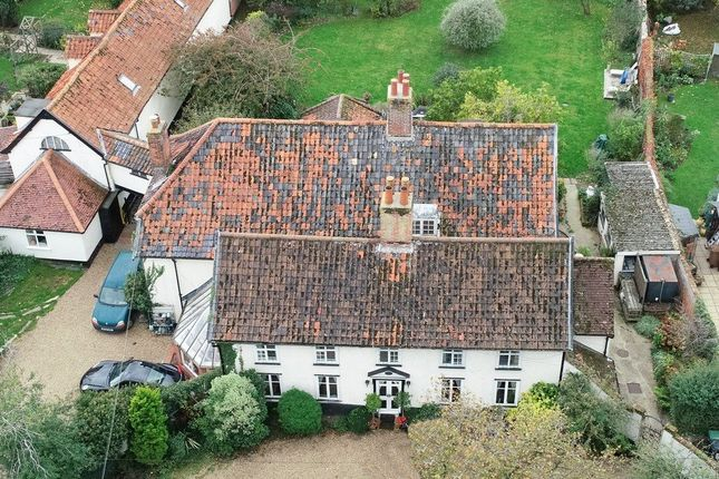 Thumbnail Detached house for sale in The Street, Redgrave, Diss