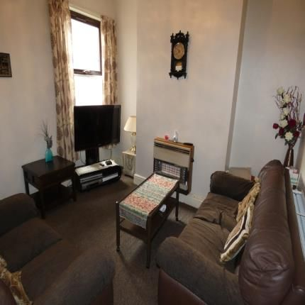Living Room of Premier Street, Old Trafford, Manchester, Greater Manchester M16