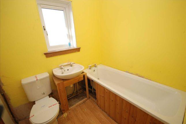 Bathroom of Burns Avenue, Saltcoats KA21
