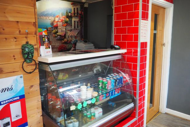 Thumbnail Leisure/hospitality for sale in Hot Food Take Away BD22, North Yorkshire