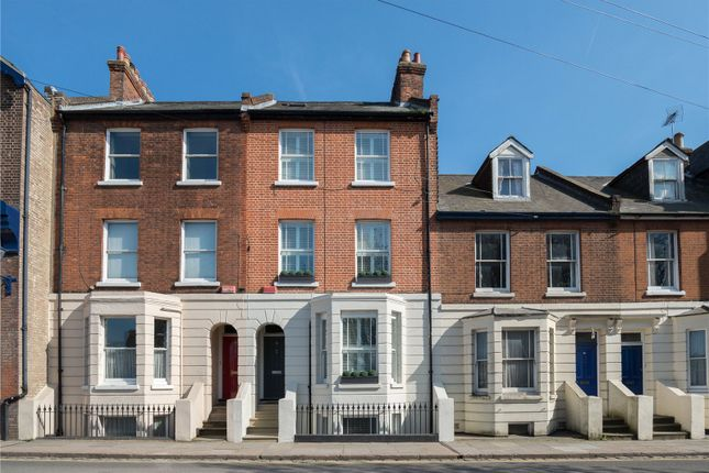 Thumbnail Terraced house for sale in Station Road West, Canterbury, Kent