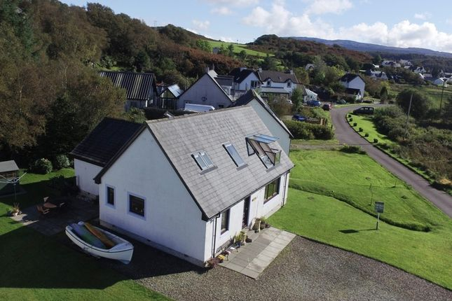 Thumbnail Detached house for sale in Strontain, Tayvallich