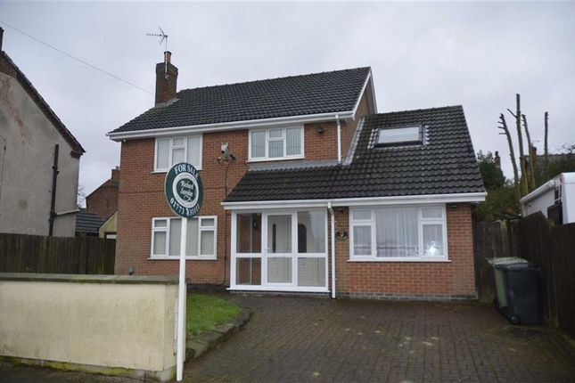Thumbnail Detached house for sale in Albert Street, South Normanton, Alfreton