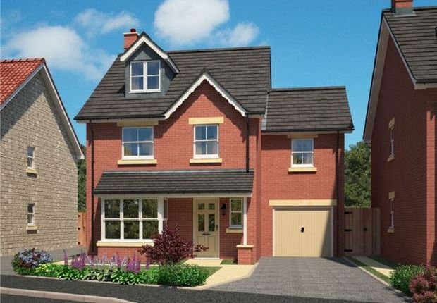 Thumbnail Detached house for sale in The Hatherley Plot 10, Churchill Gardens, Broad Lane, Yate, Bristol