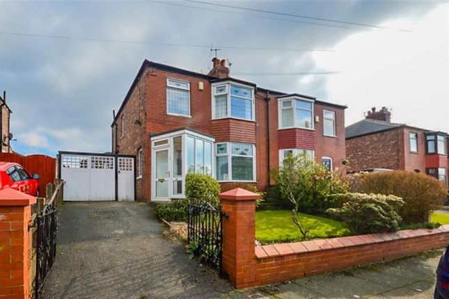 3 bed semi-detached house to rent in Ormonde Avenue, Salford M6