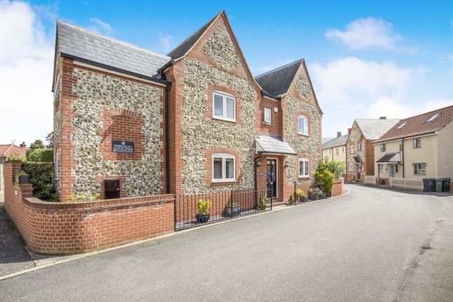 Thumbnail Detached house for sale in Timber Road, East Harling, Norwich
