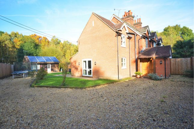 Thumbnail Semi-detached house for sale in Pirbright Road, Guildford