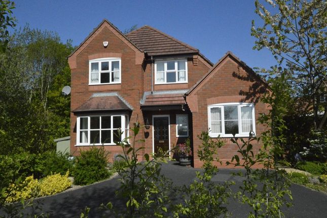 Thumbnail Detached house to rent in Chancery Park, Priorslee, Telford