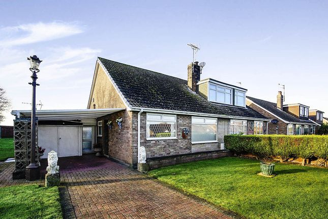 Thumbnail Bungalow for sale in Thorngumbald Road, Paull, Hull