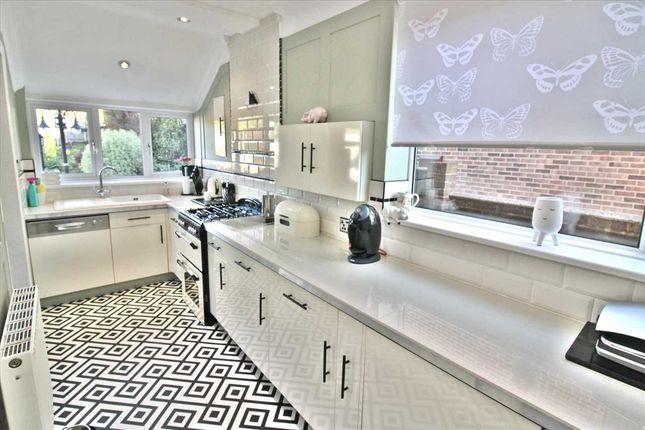 Kitchen of Hood Crescent, Wallisdown, Bournemouth BH10