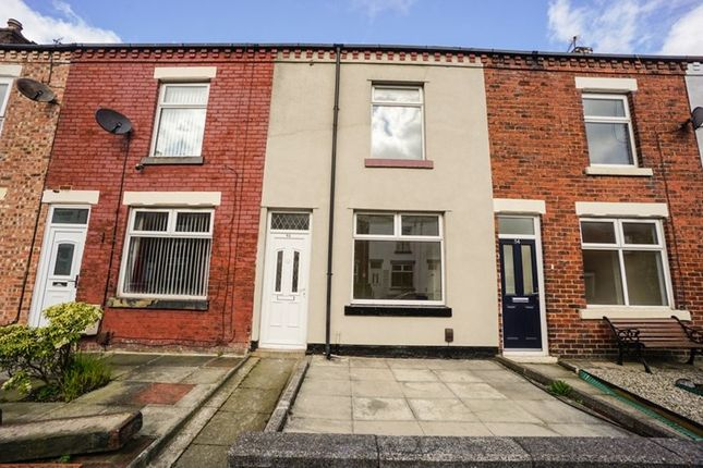 Thumbnail Terraced house to rent in Catherine Street East, Horwich, Bolton