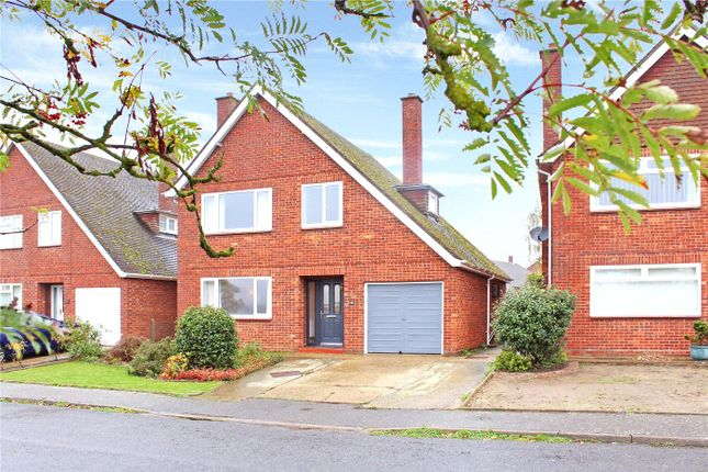 3 bed detached house for sale in Walpole Road, Halesworth, Suffolk IP19