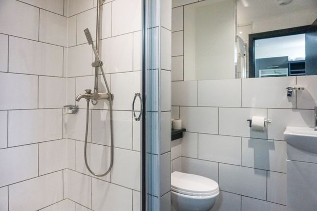 Shower Room of Russell Street, Radford NG7