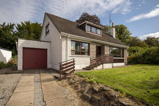 Thumbnail Detached house for sale in Castle Gardens, Dingwall, Highland